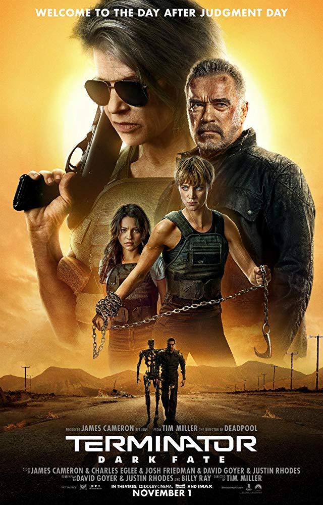 Terminator 6 Dark Fate คนเหล็ก 6 วิกฤตชะตาโลก