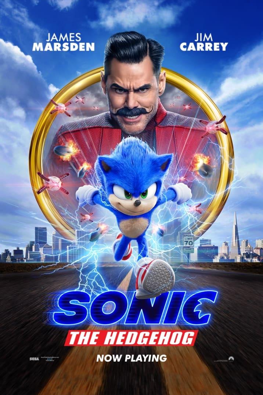 Sonic The Hedgehog โซนิค เดอะ เฮดจ์ฮ็อก