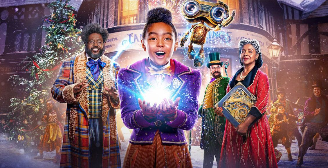 รีวิวหนัง Jingle Jangle: A Christmas Journey | Netflix Official